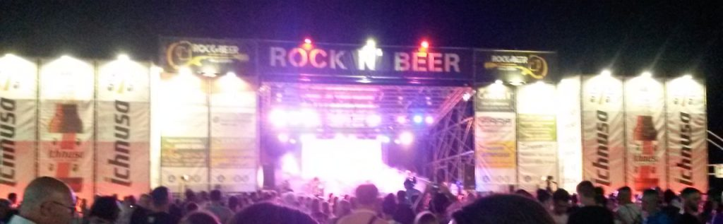Sardinien - Valledoria - Musikfestival - Rock n Beer 2018