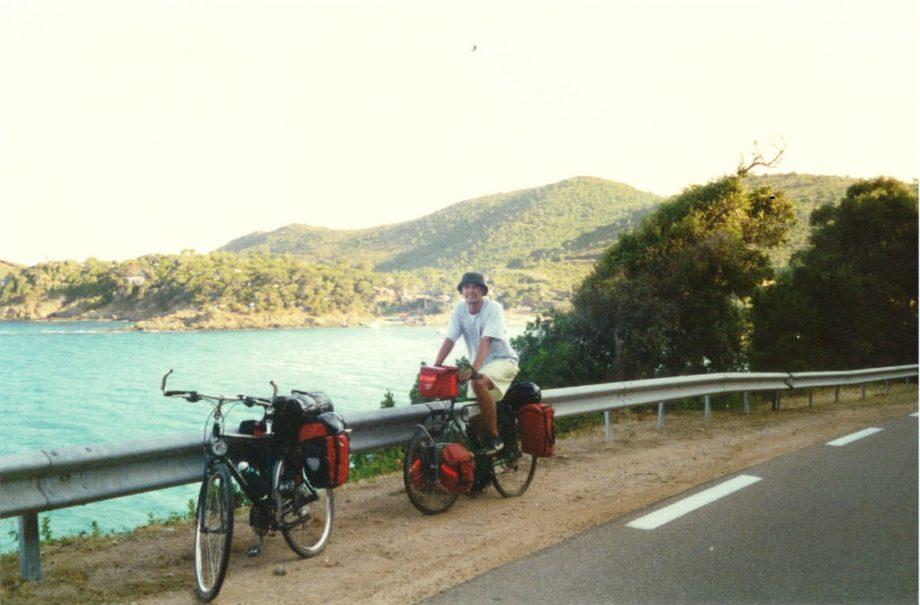 1999 – Die zweite Radreise