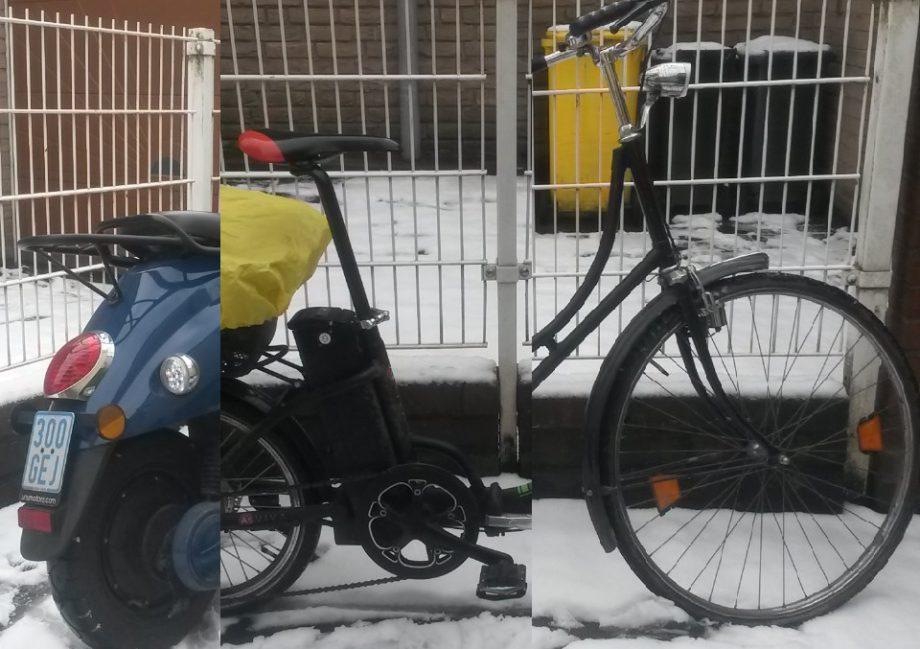 Meine Fahrzeugflotte für eine nachhaltige Mobilität