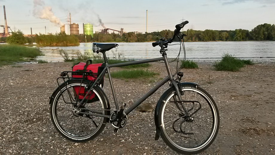 Mein neues Reiserad (Teil 2)