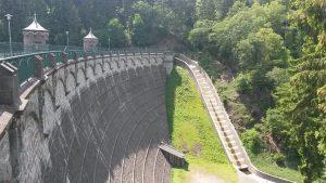 Sengbachtalsperre des Trinkwassersees